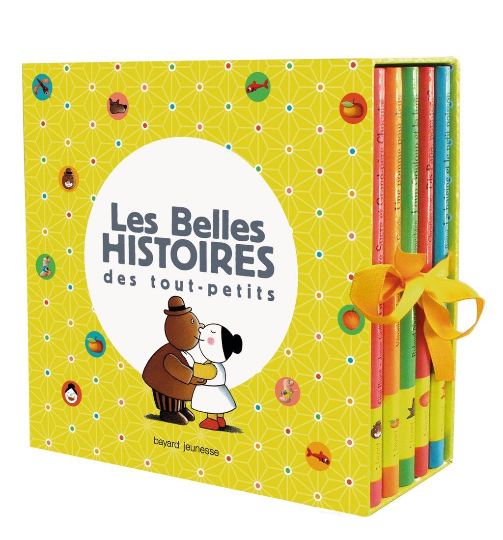 Couverture de «Coffret Les Belles Histoires des tout-petits»