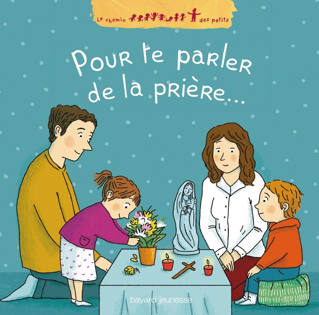 «Pour parler de ta prière» cover