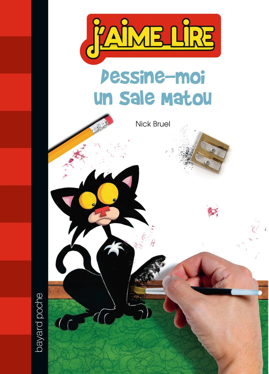 «Sale Matou a des ennuis» cover