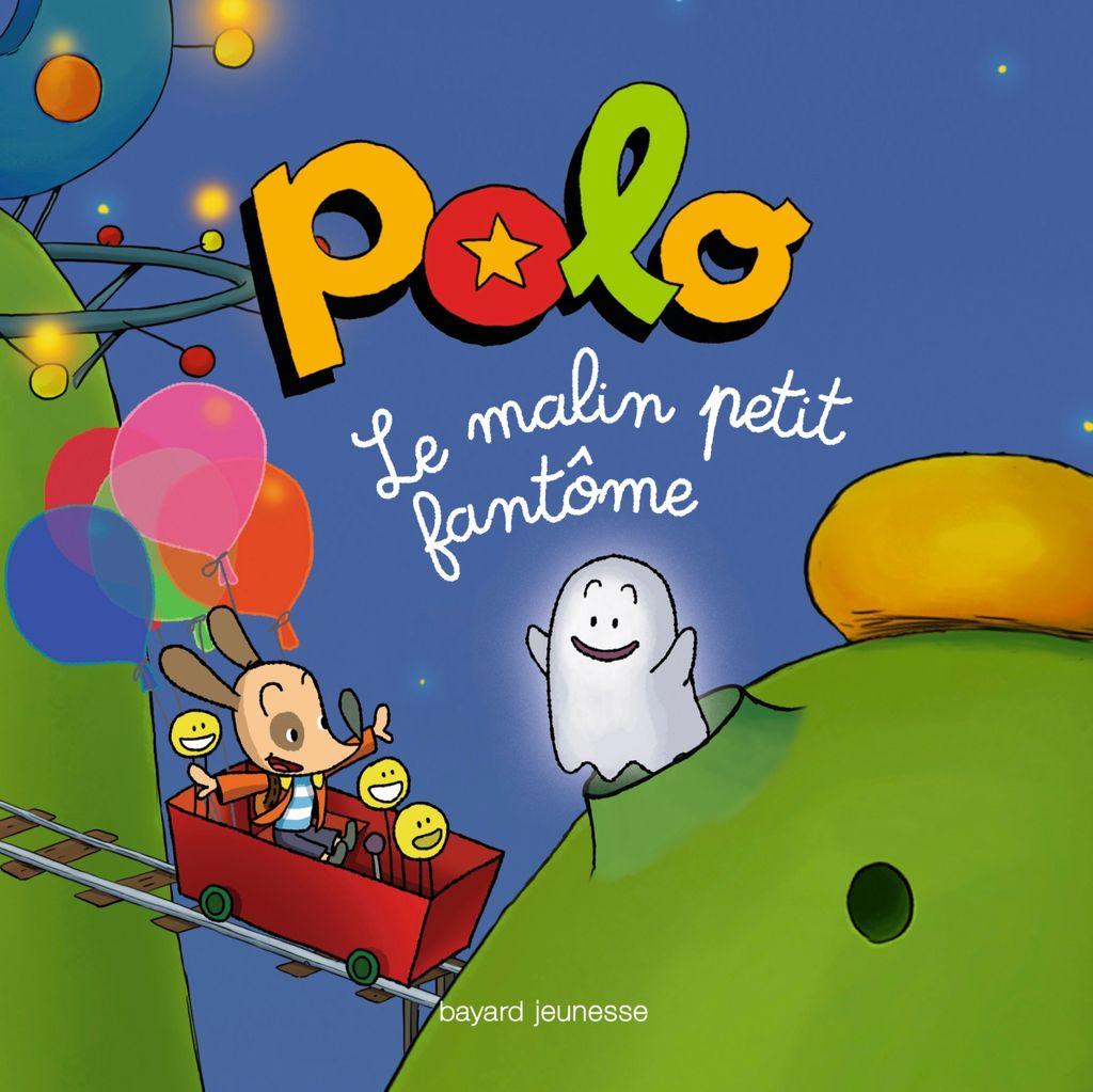 «Le malin petit fantôme» cover