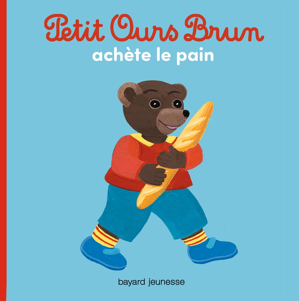 Couverture de «Petit Ours Brun achète le pain»