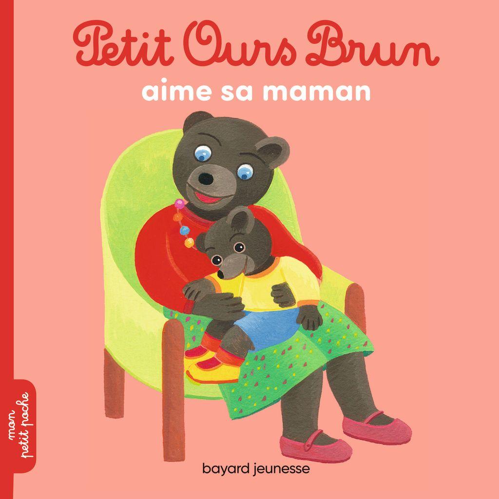 Couverture de «Petit Ours Brun aime sa maman»