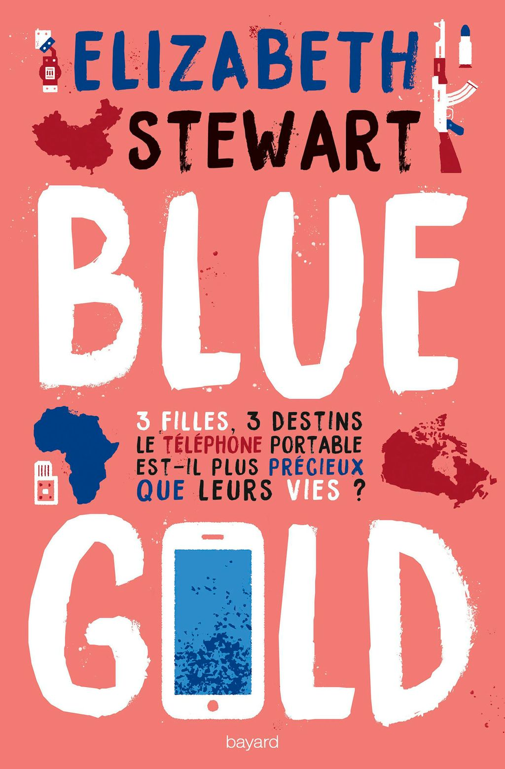 Couverture de « Blue gold »