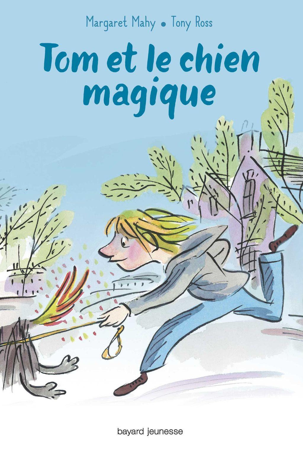 Couverture de «Tom et le chien magique»