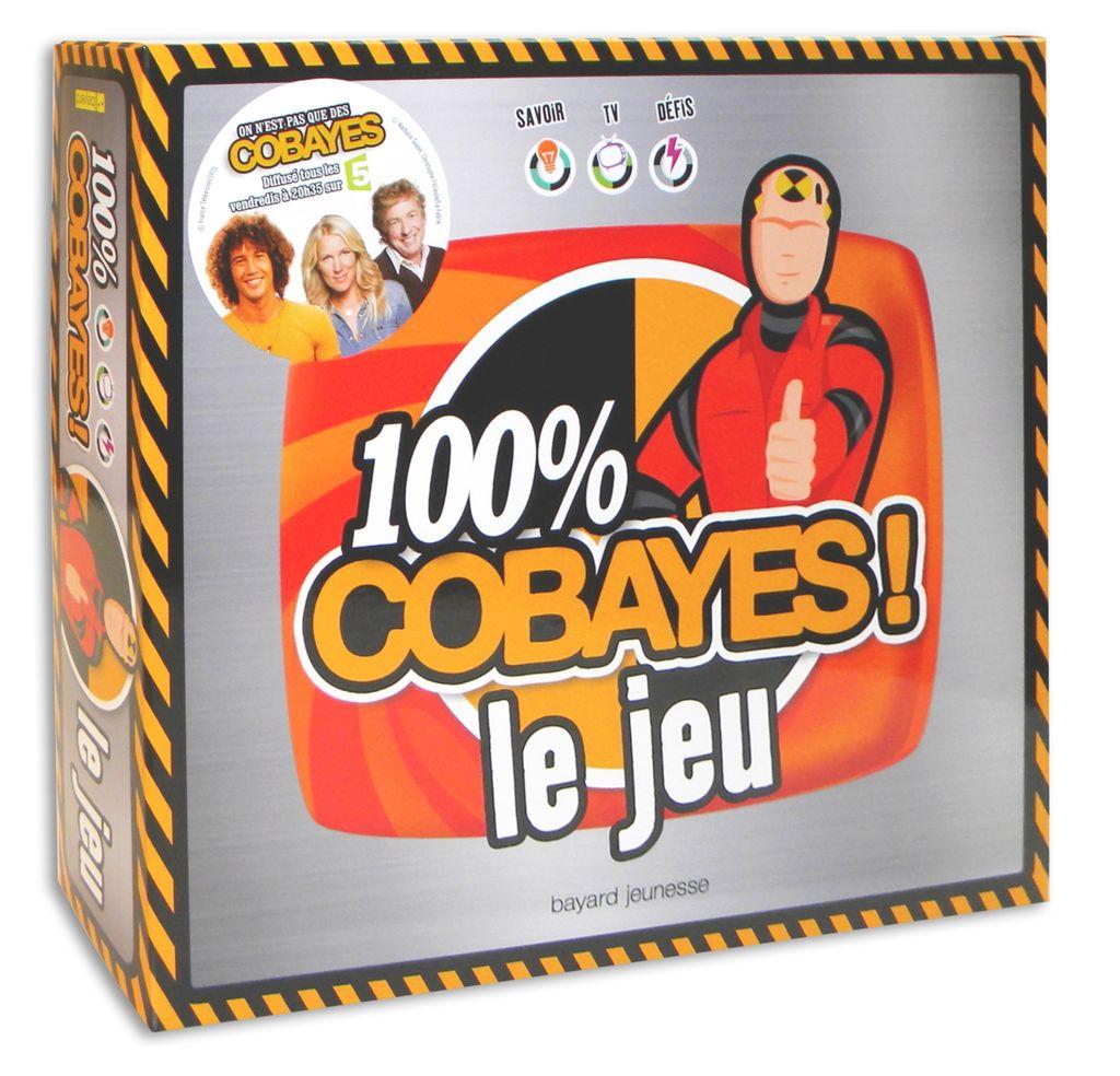 «100 % Cobayes : le jeu» cover