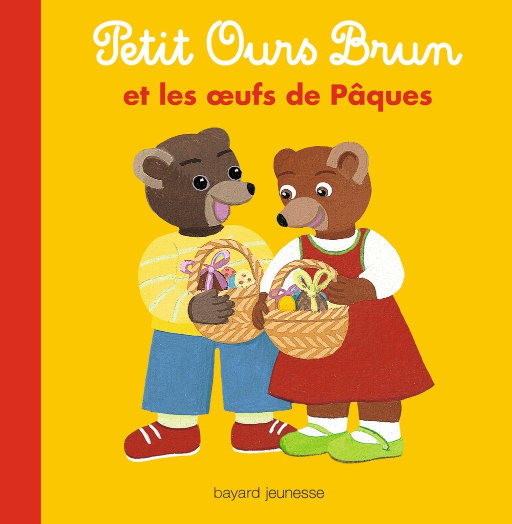 «Petit Ours Brun et les œufs de Pâques» cover