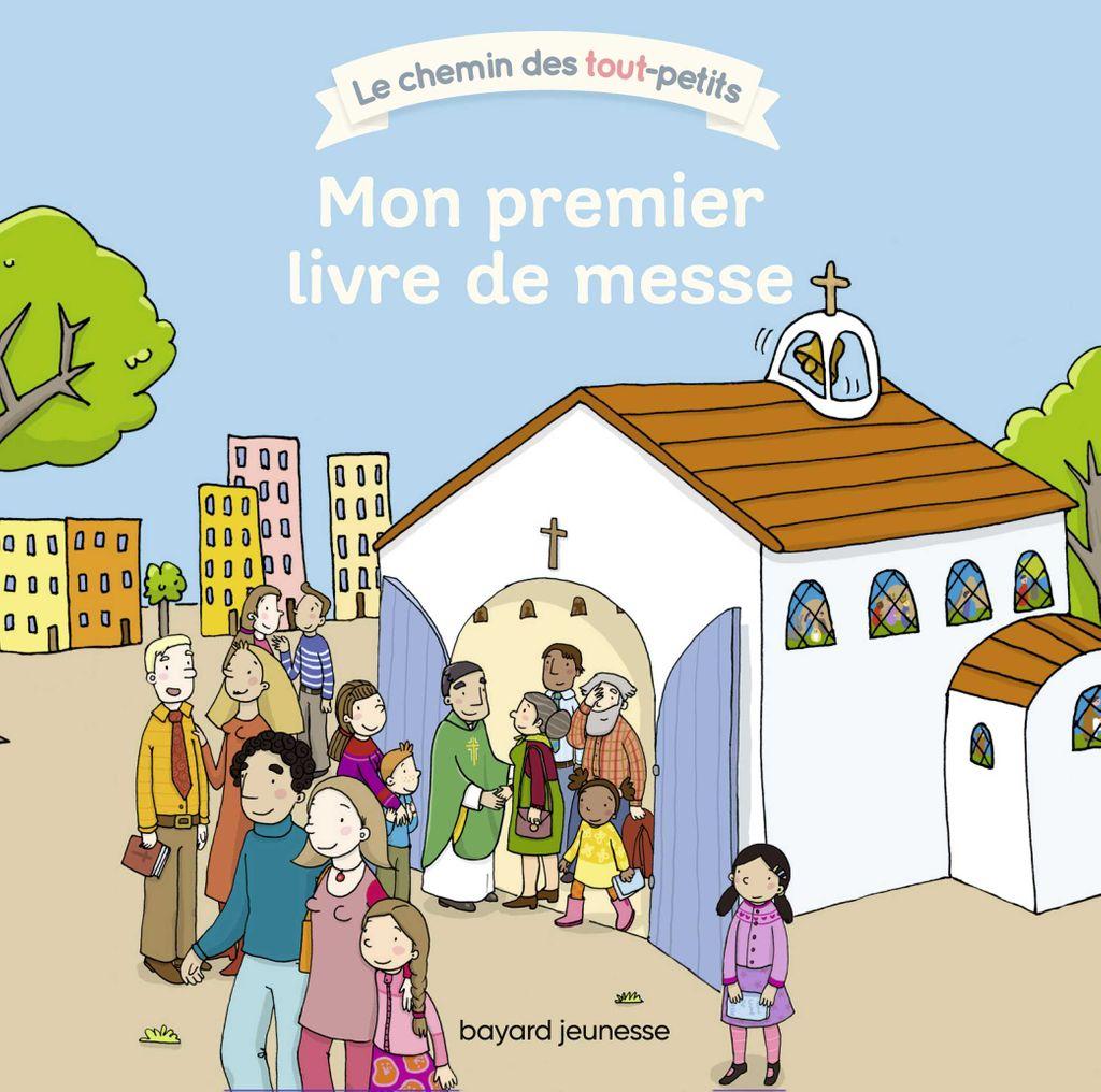 Couverture de «Mon premier livre de messe»