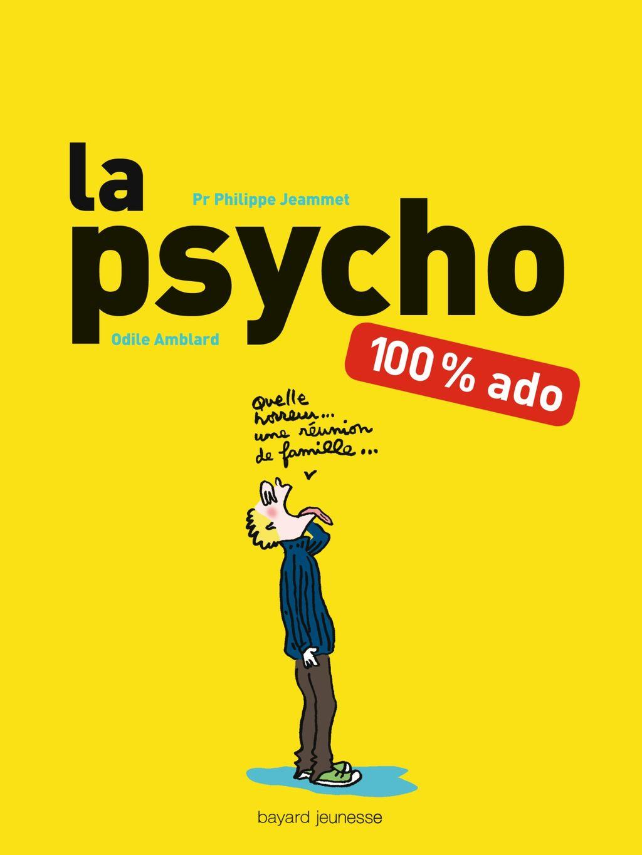 «La psycho 100 % ado» cover
