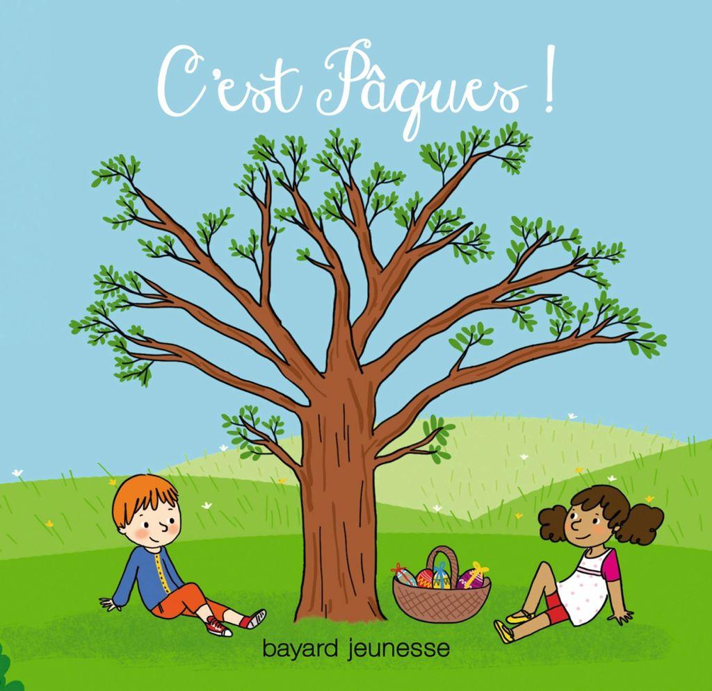 «C'est Pâques !» cover