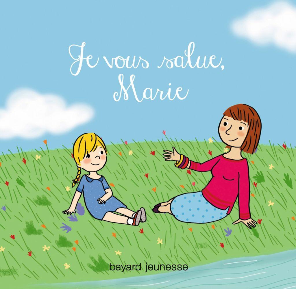«Je vous salue Marie» cover