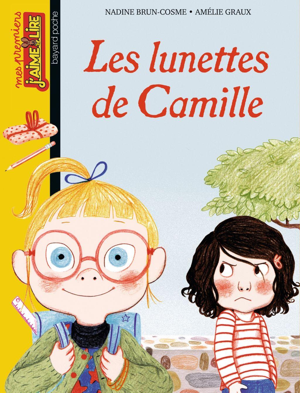 «Les lunettes de Camille» cover