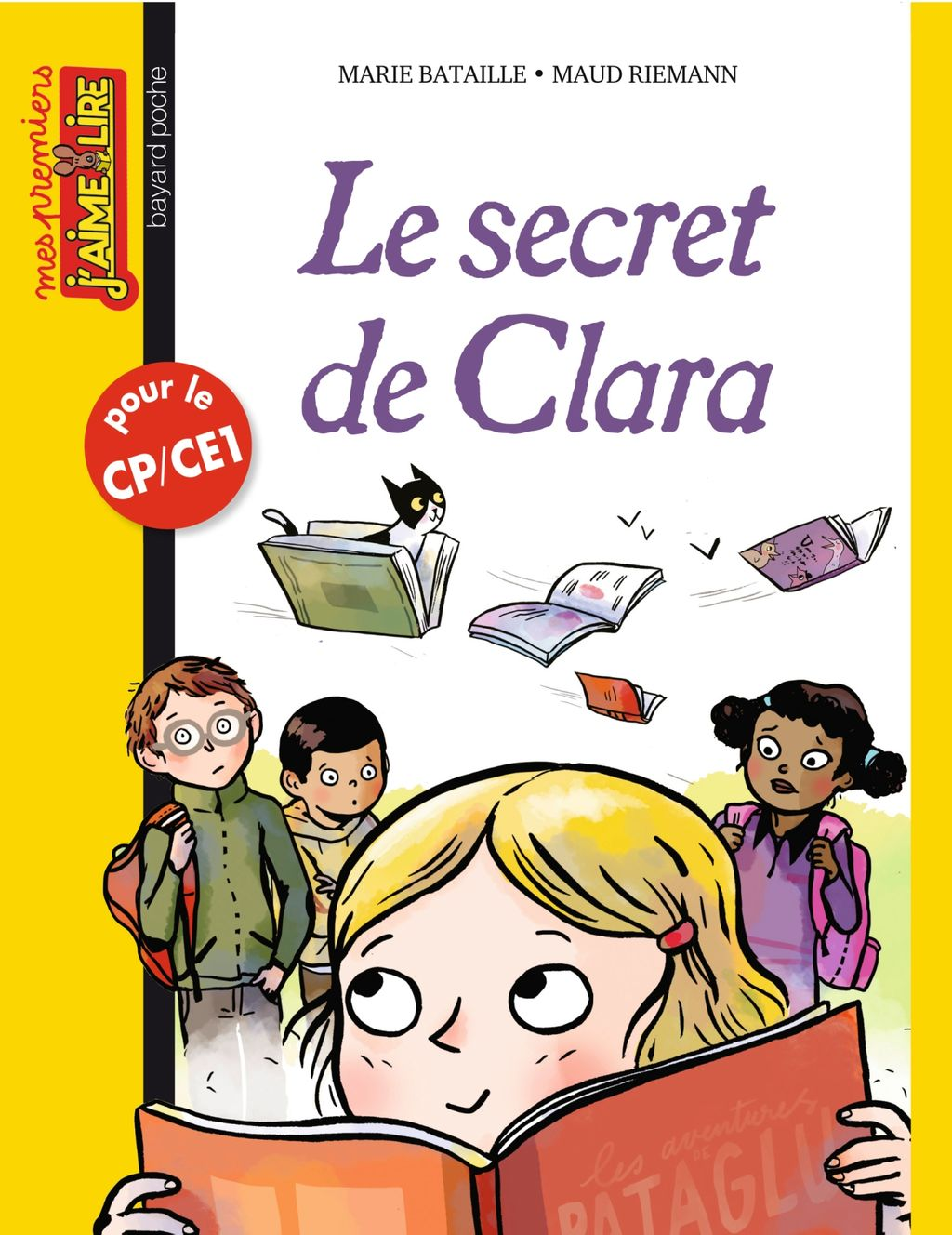 Couverture de « Le secret de Clara »