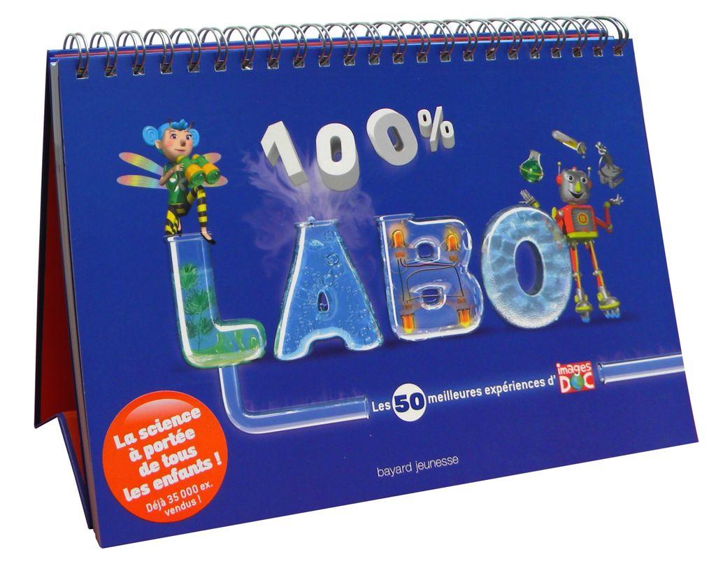 «100 % labo» cover