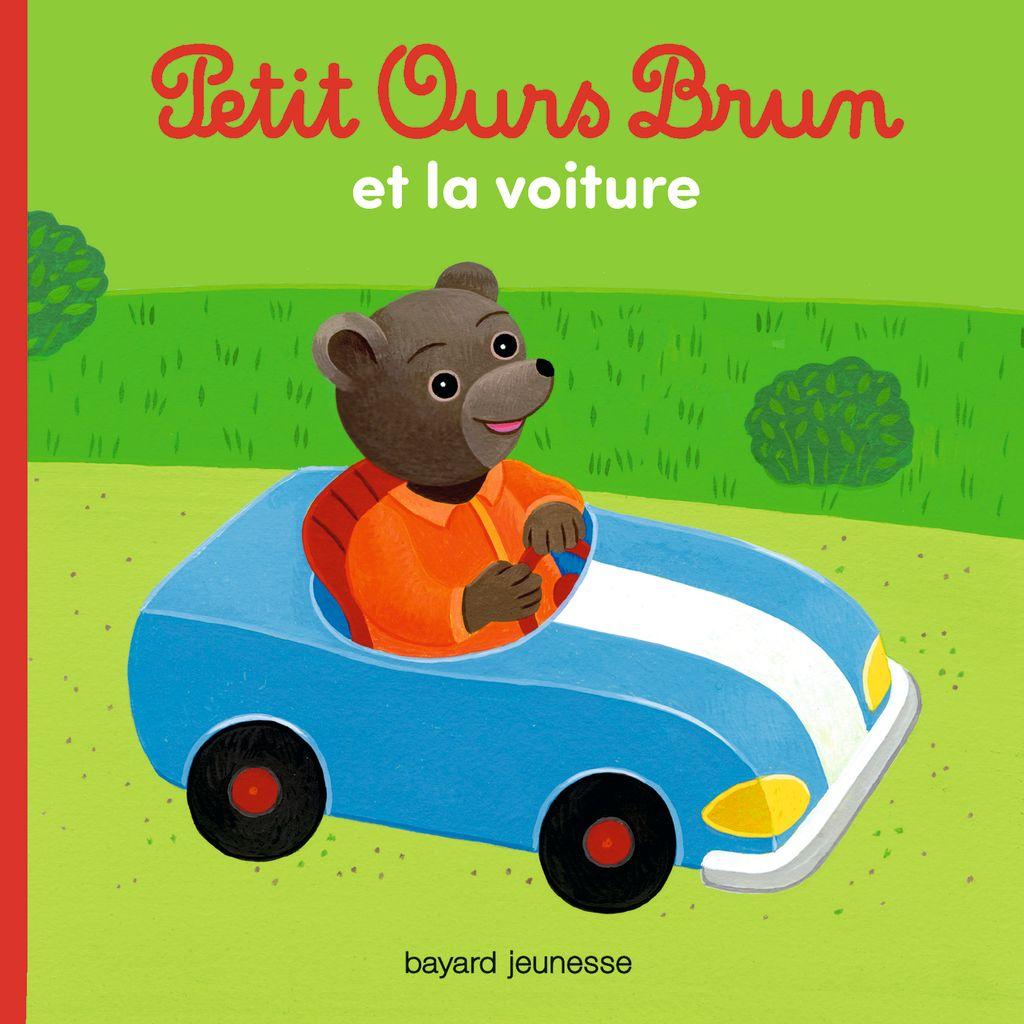 «Petit Ours Brun et la voiture» cover