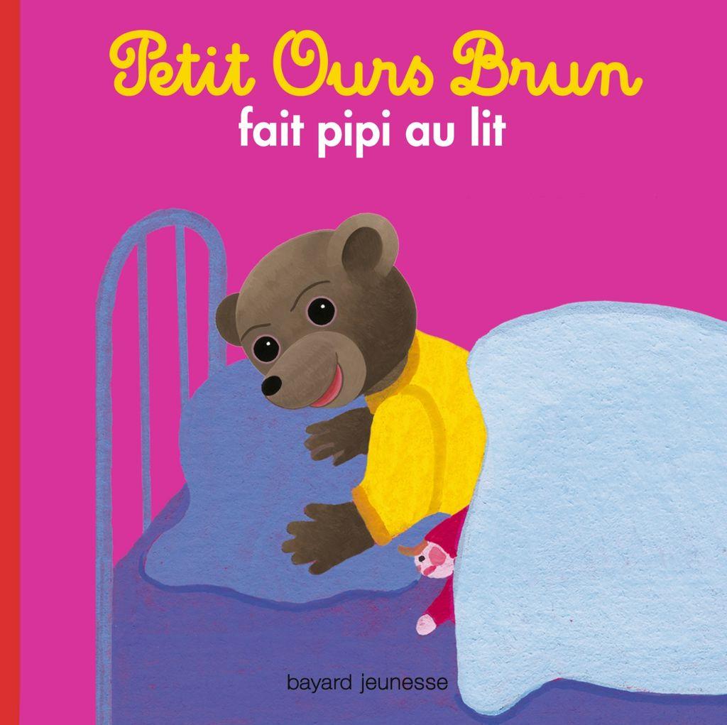 «Petit Ours Brun fait pipi au lit» cover