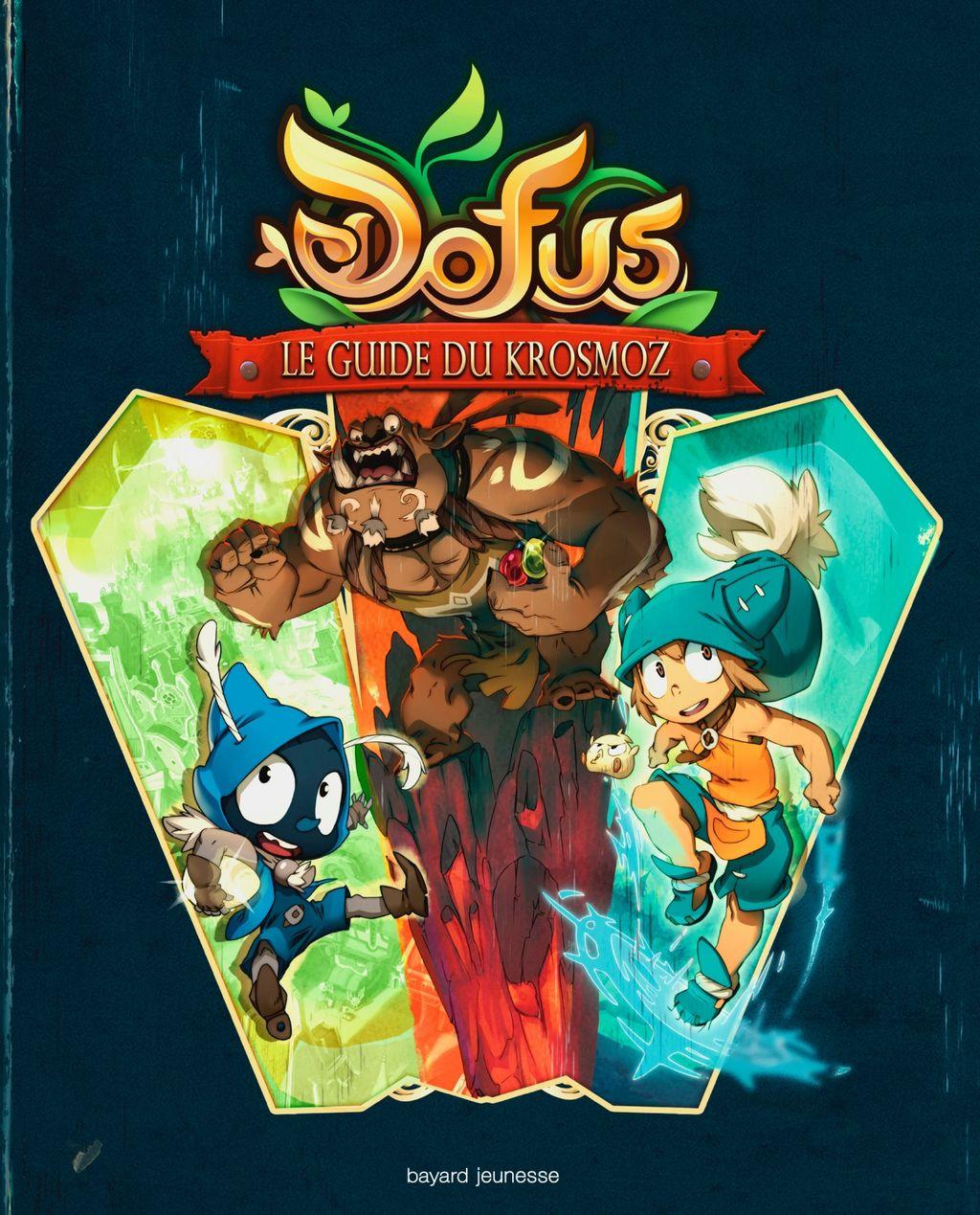 «Dofus – Le Guide du Krosmoz» cover