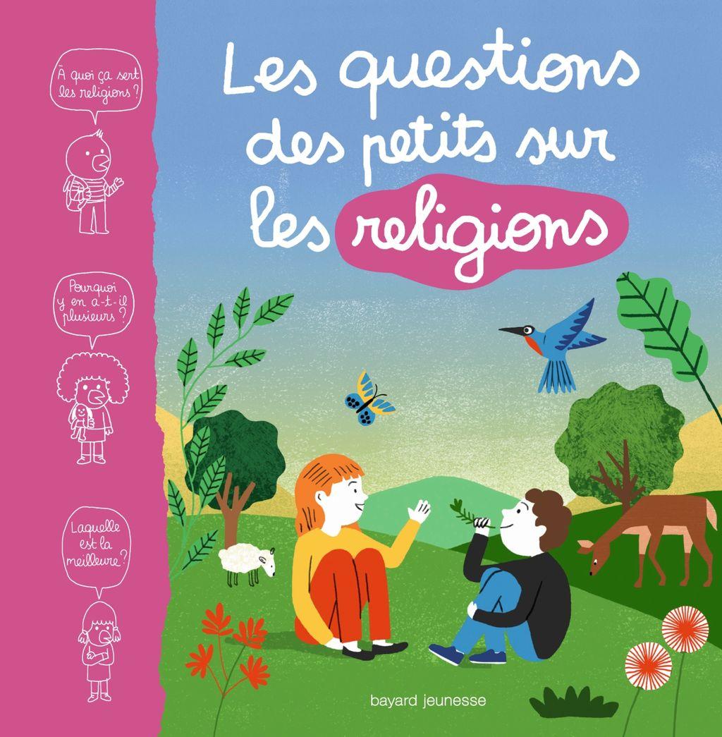 Couverture de «Les questions des petits sur les religions»