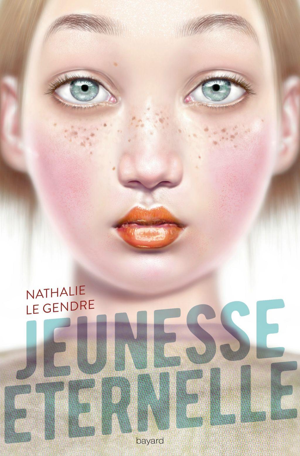 «Jeunesse éternelle» cover