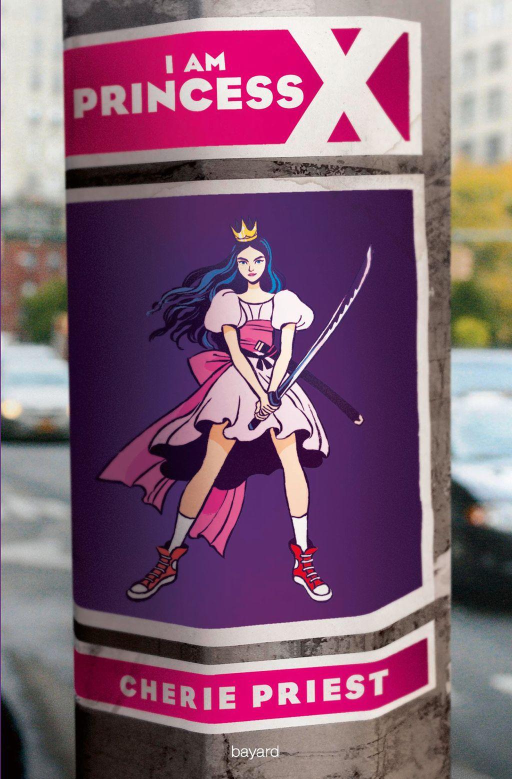 Couverture de «I am Princess X»