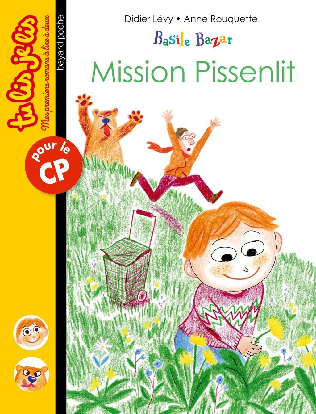 «Mission pissenlit» cover
