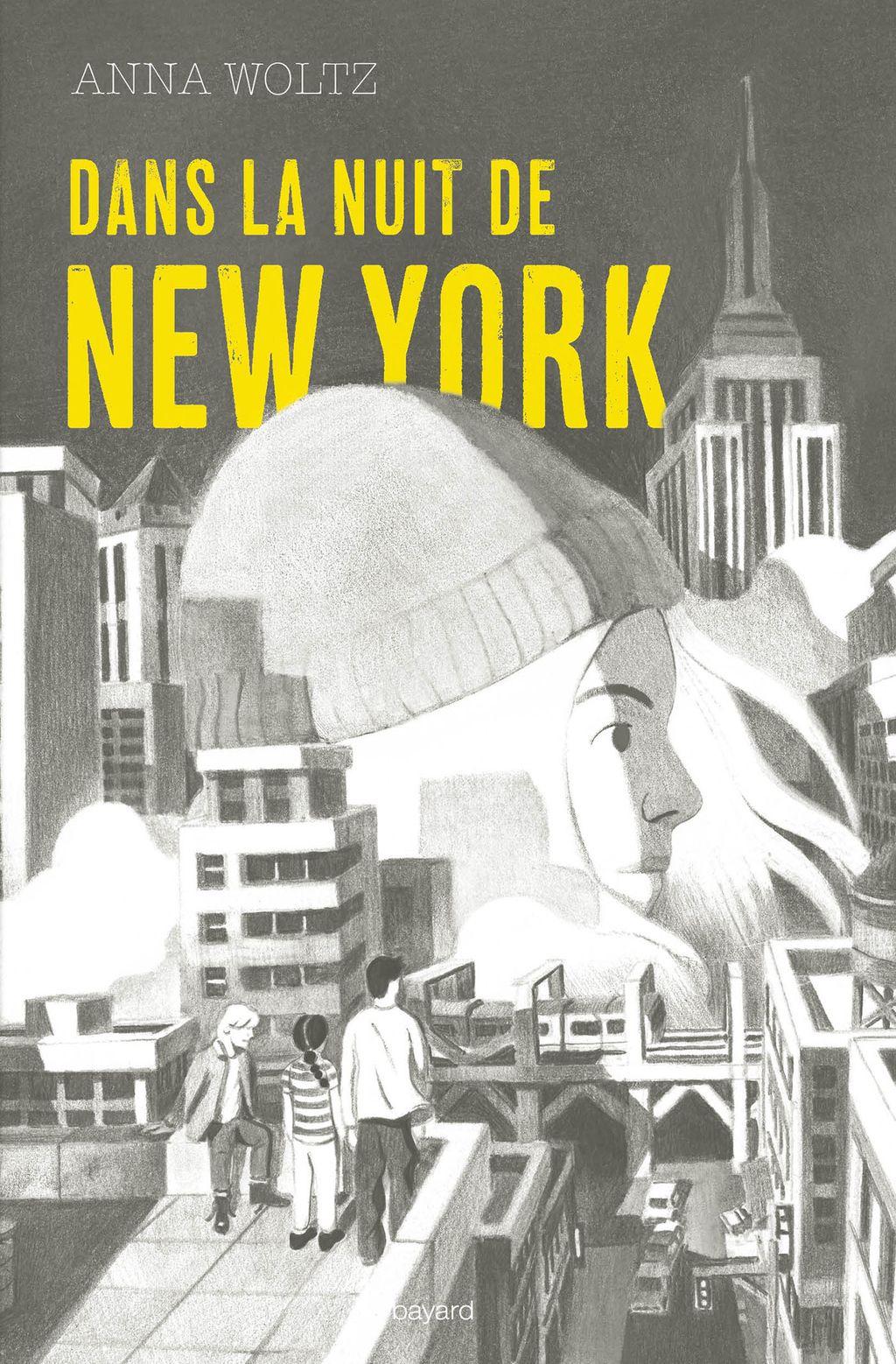 Couverture de «Dans la nuit de New York»