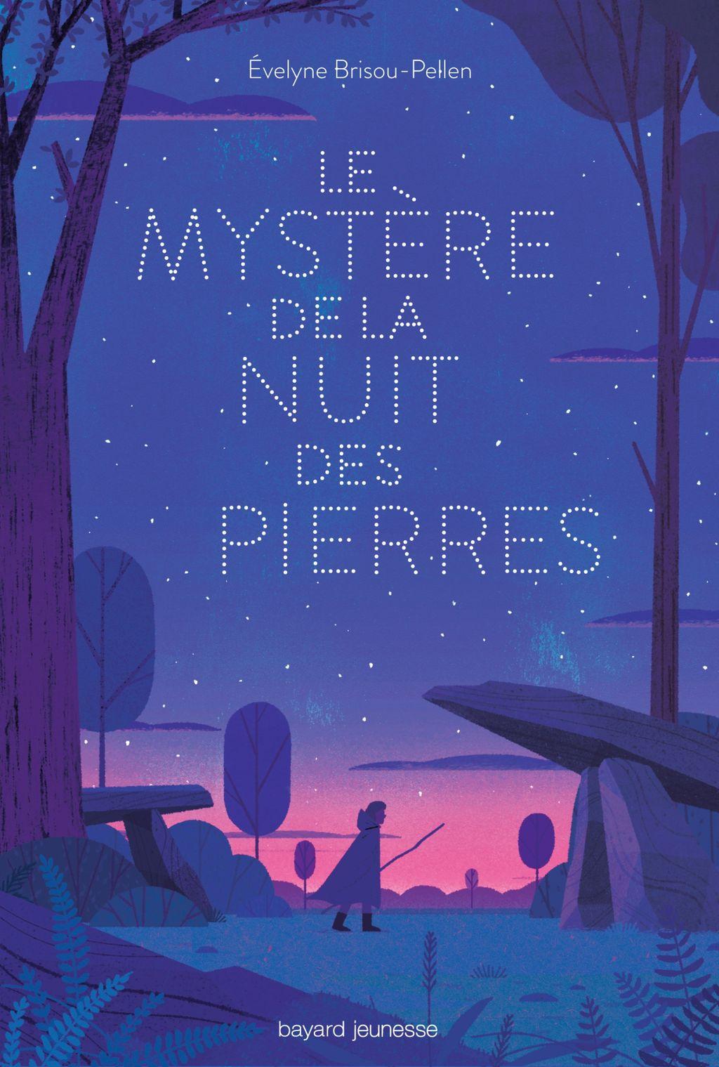 Couverture de «Le mystère de la nuit des pierres»