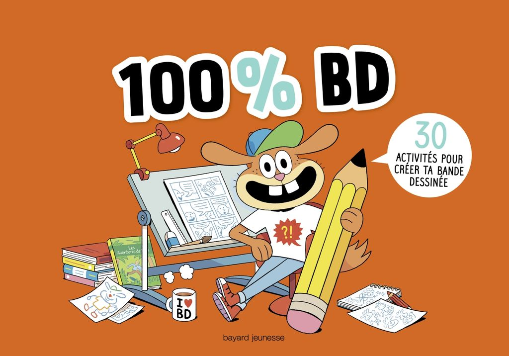 « 100 % BD » cover