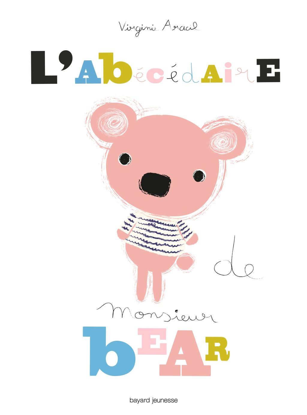 «L'abécédaire de monsieur Bear» cover