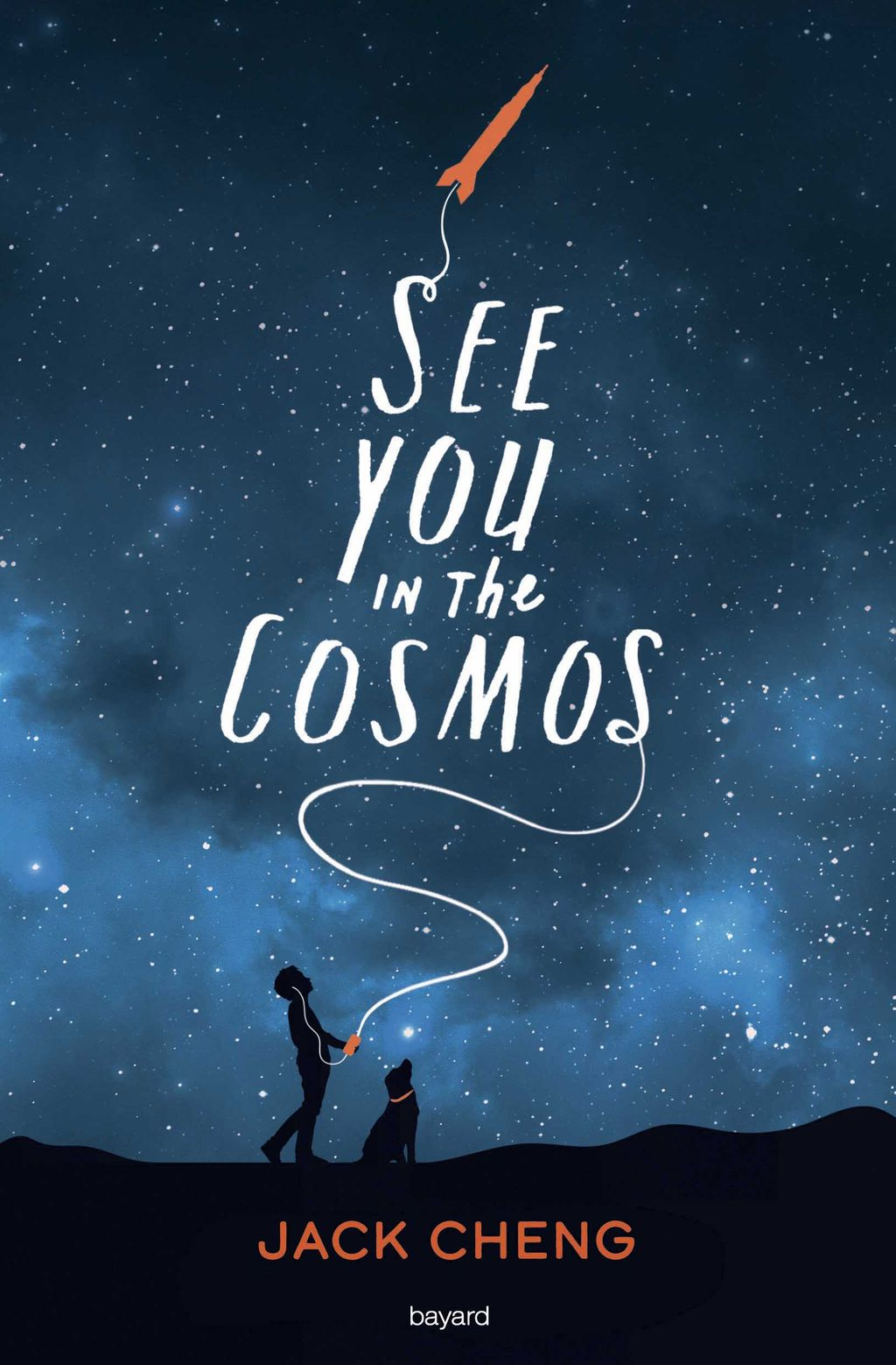 Couverture de « See you in the cosmos »