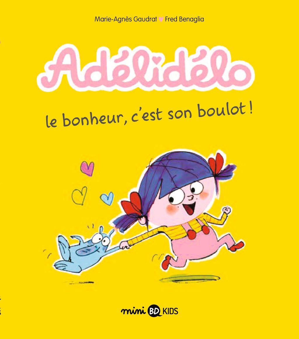 «Le bonheur, c'est son boulot !» cover