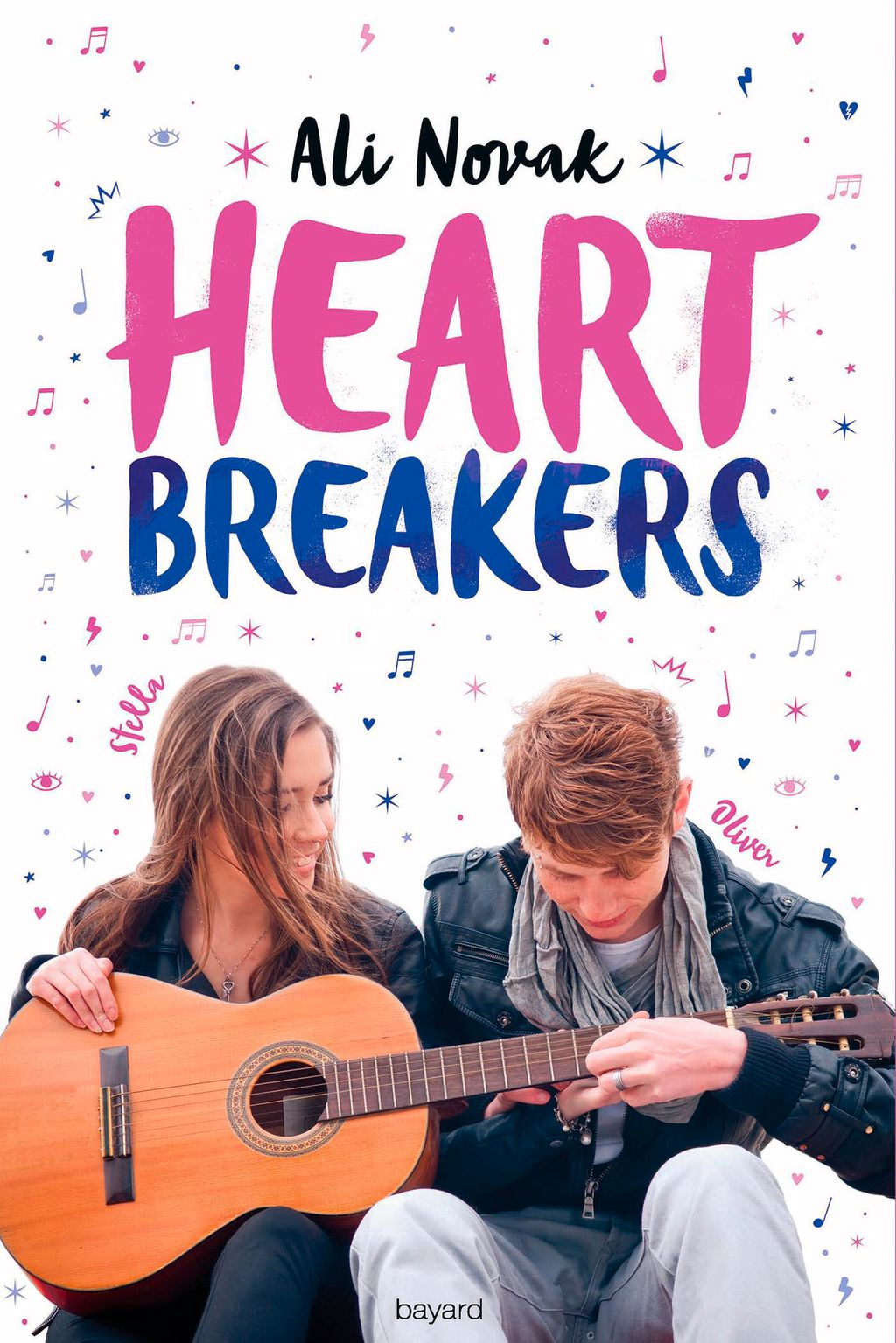Couverture de « Heartbreakers »