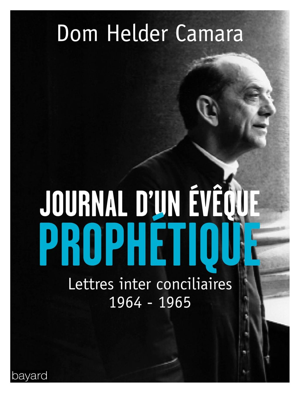 Couverture de «Journal d'un évêque prophétique»