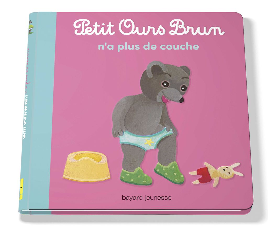 « Petit Ours Brun n'a plus de couches » cover