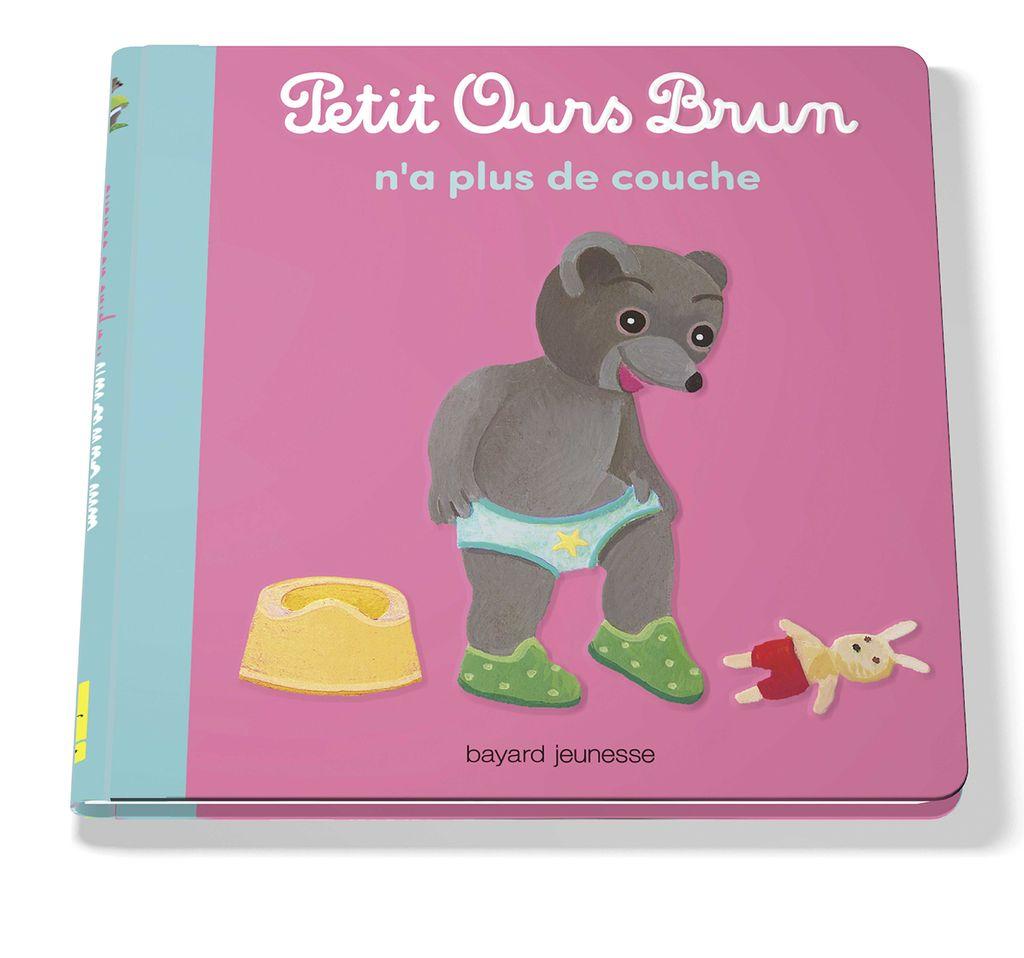 Couverture de «Petit Ours Brun n'a plus de couche»
