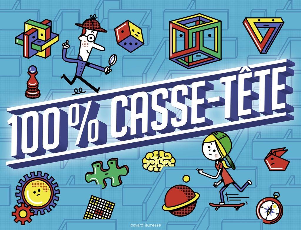 «100 % casse-tête» cover