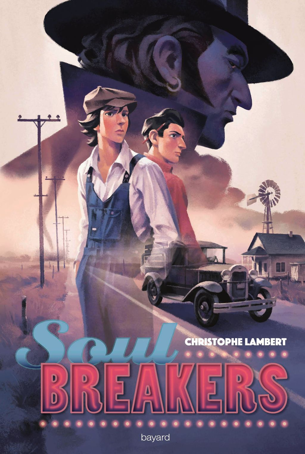 Couverture de « Soul breakers »