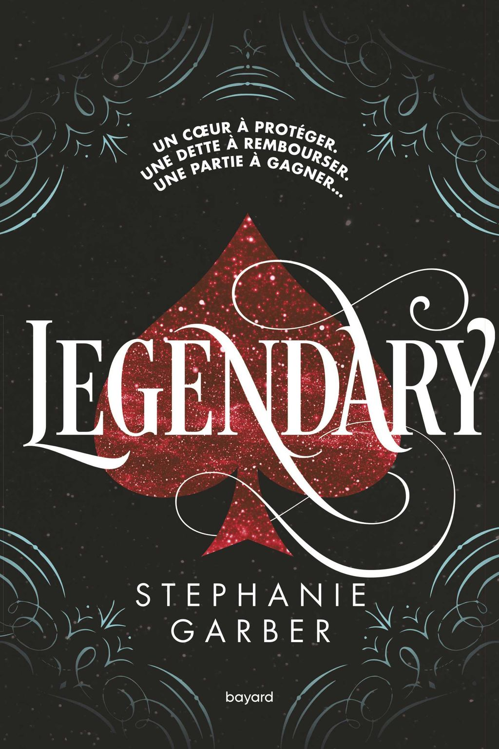 Couverture de « Legendary »