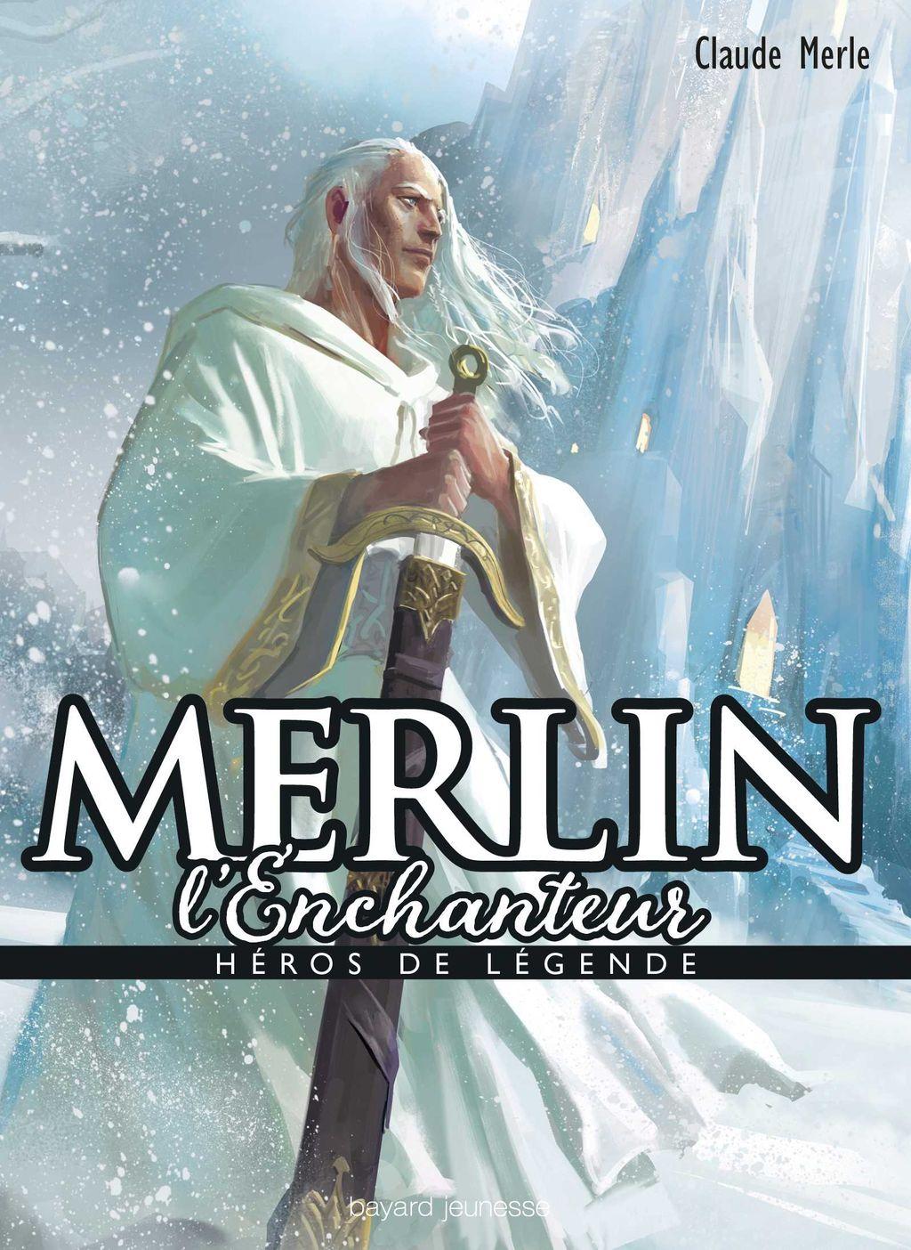«Merlin» cover