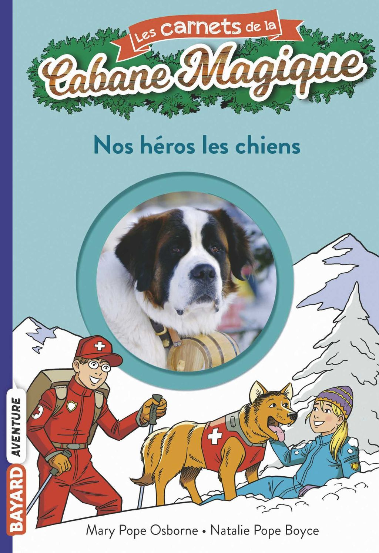 Couverture de «Nos héros les chiens»