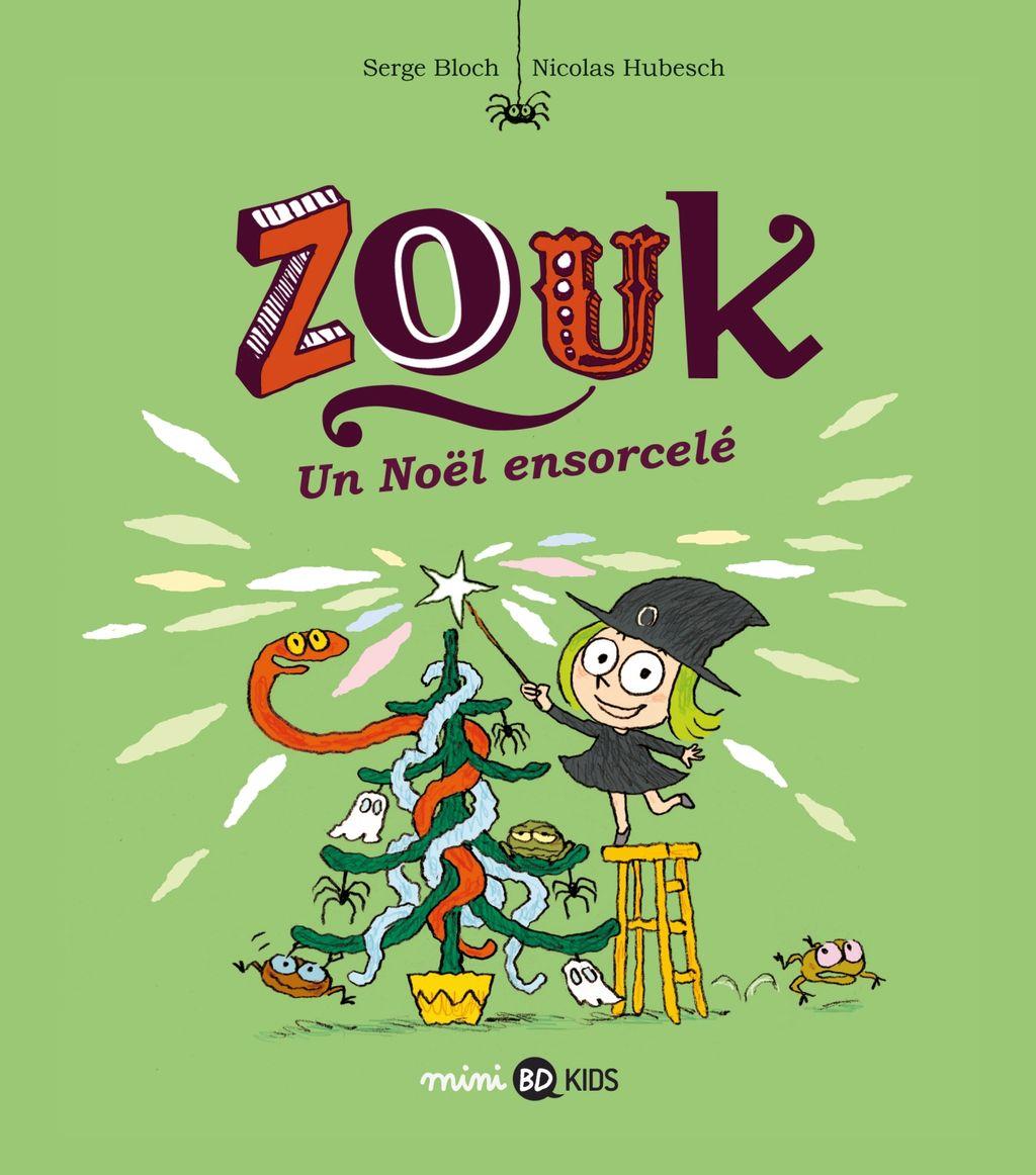 «Un Noël ensorcelé» cover