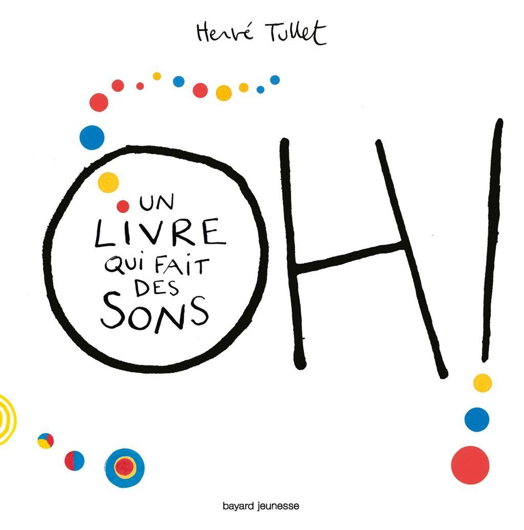«Oh! Un livre qui fait des sons» cover