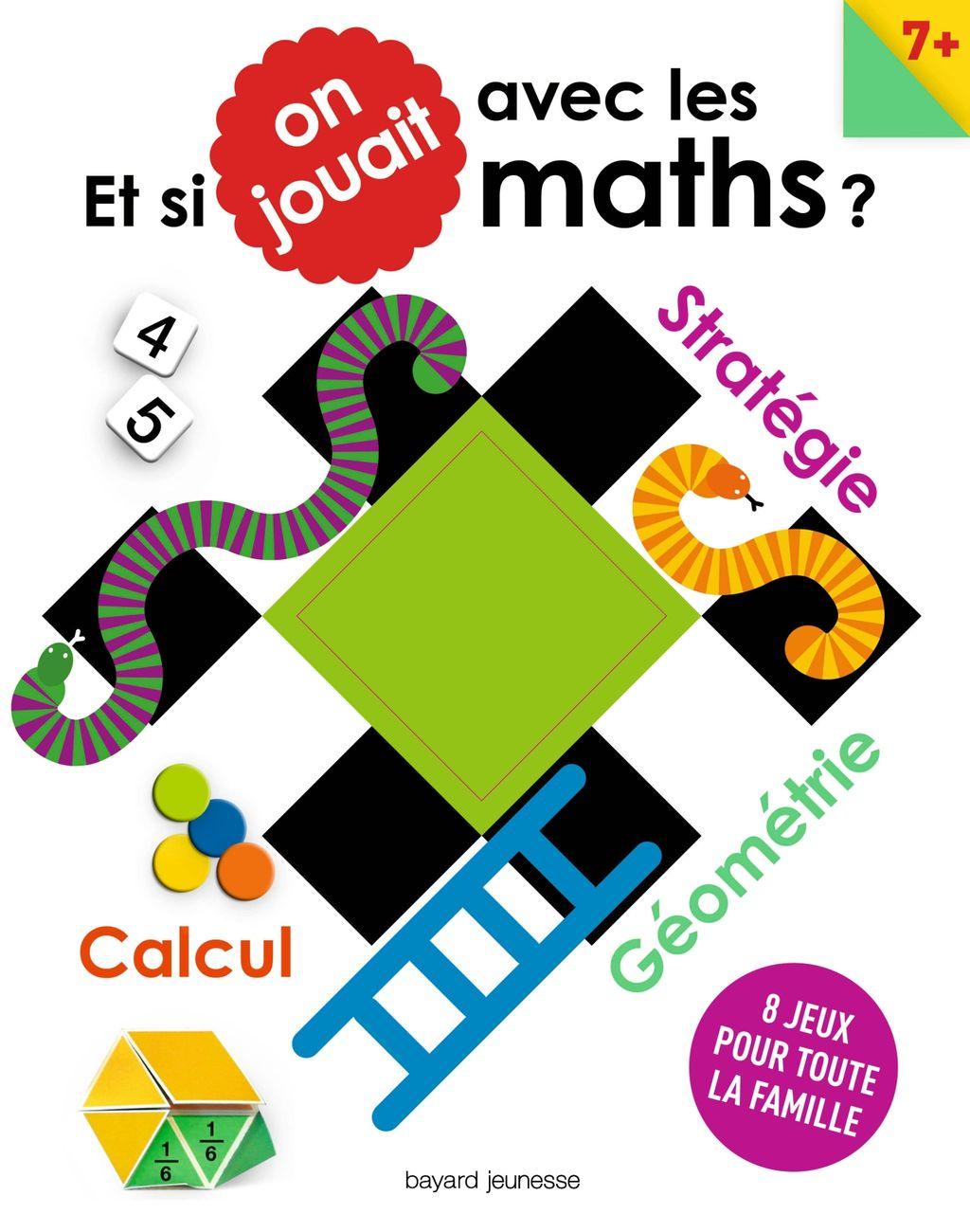 Couverture de «Et si on jouait aux maths ,»