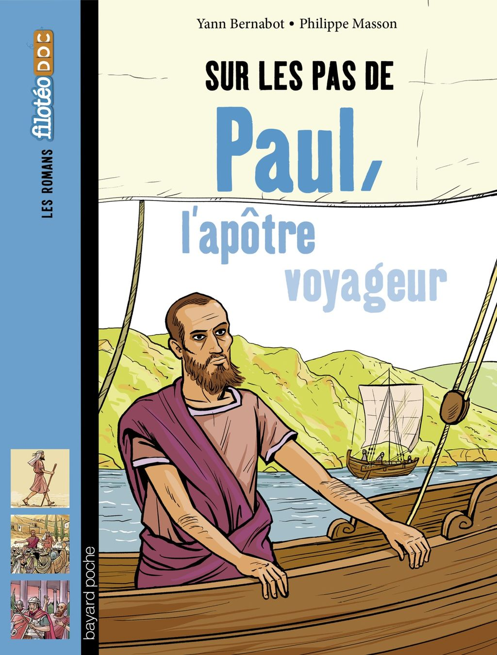 «Sur les pas de Paul, l'apôtre voyageur» cover
