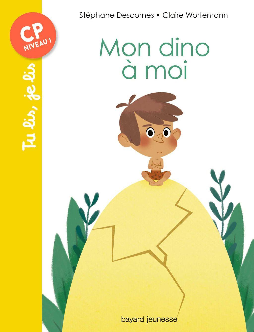 «Mon dino à moi» cover