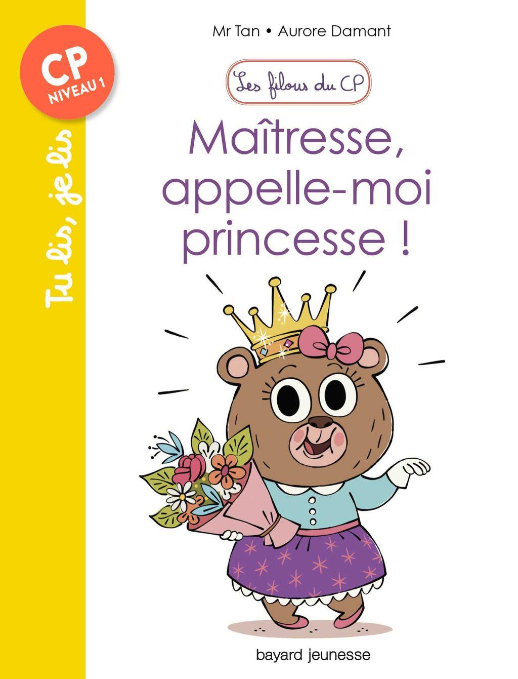 Couverture de «Maîtresse, appelle-moi princesse !»