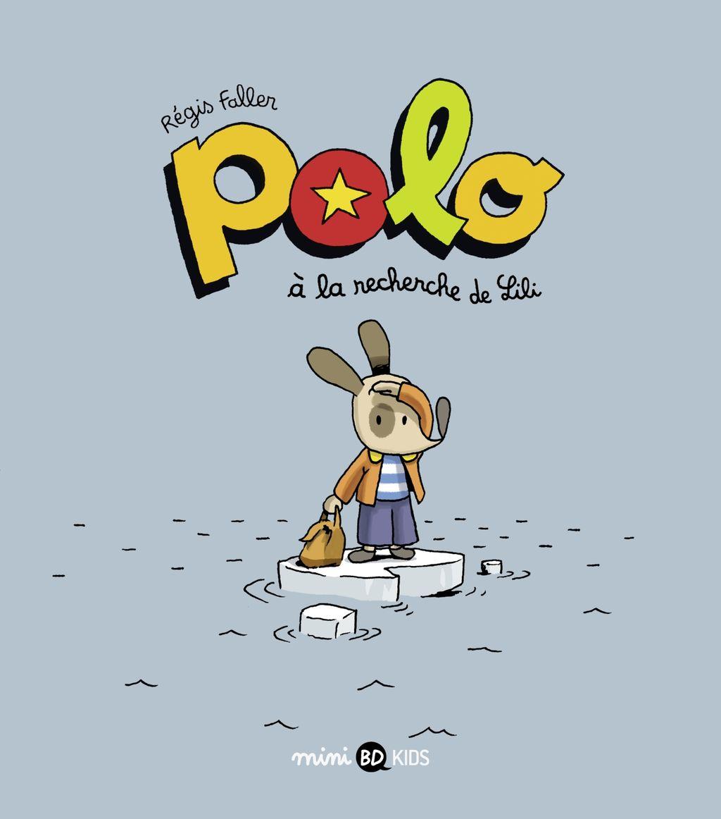 «Polo à la recherche de Lili» cover