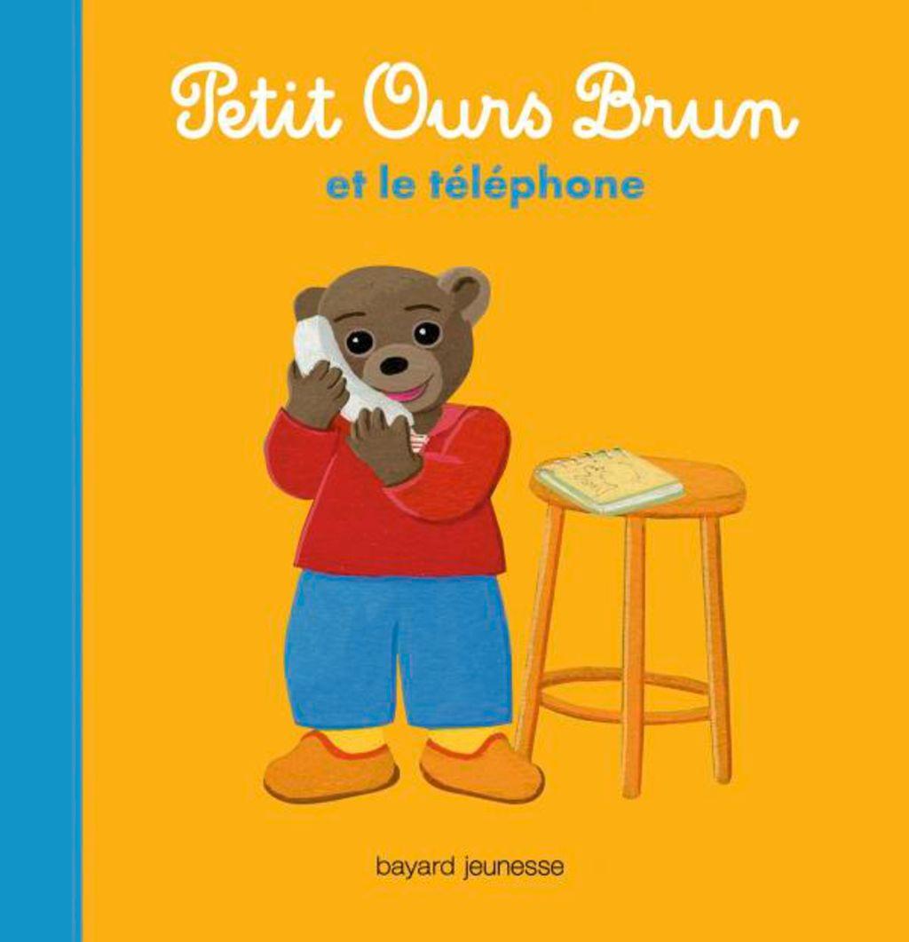 «Petit Ours Brun et le téléphone» cover