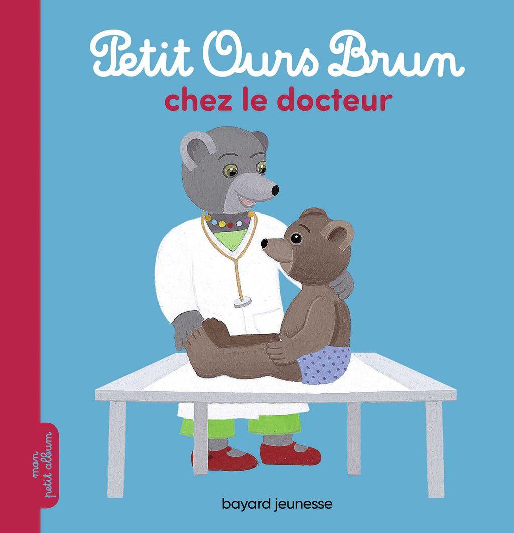 «Petit Ours Brun chez le docteur» cover