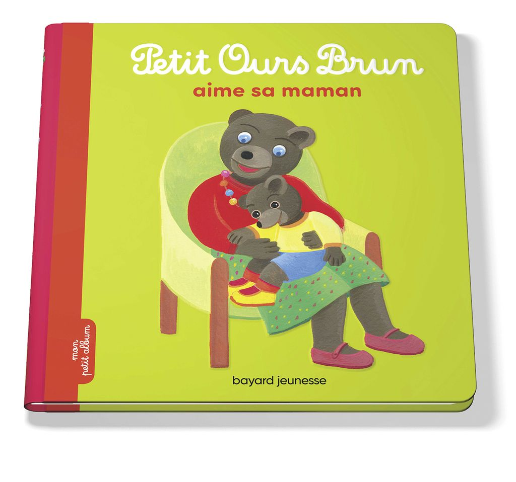 « Petit Ours Brun aime sa maman » cover