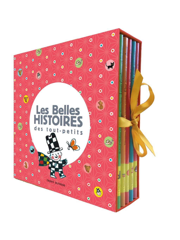Couverture de «Coffret 2 Les Belles Histoires des tout-petits»